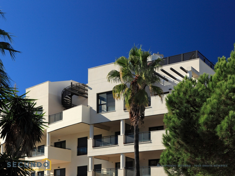 Appartement costa del sol seconde ligne de mer for Hotel prix reduit