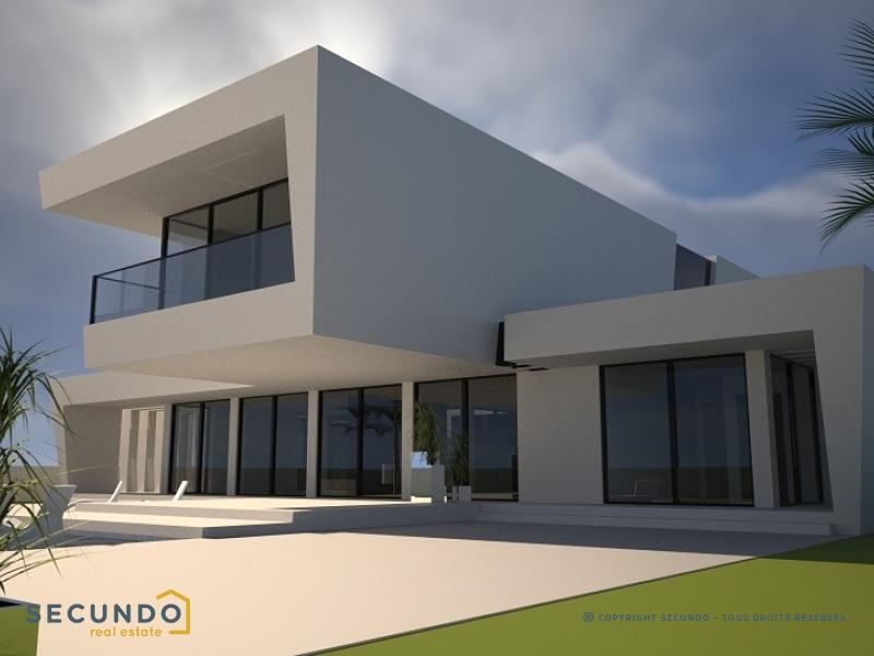 Villa costa blanca superbe villa 5 chambres tr s for Chambre tres moderne